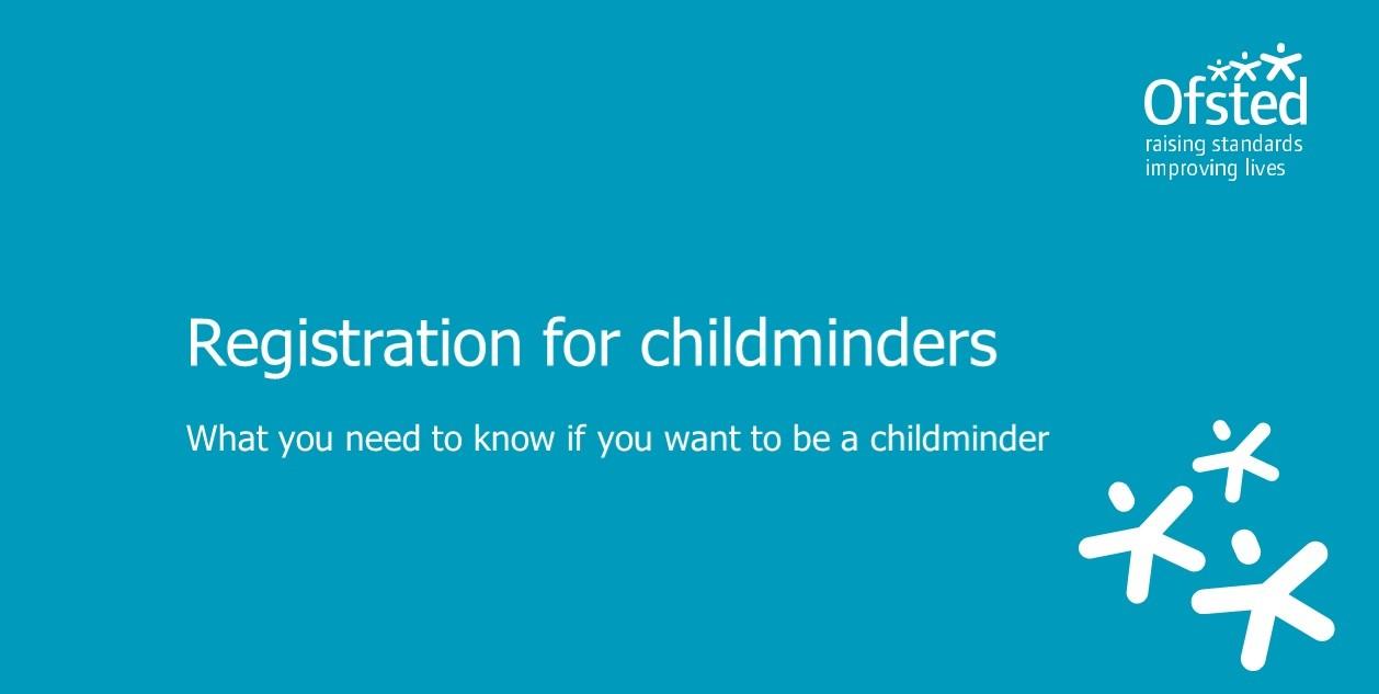 Childminder Pre-Registration Course
